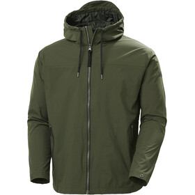 Helly Hansen Urban Rain Jacket Men, forest night